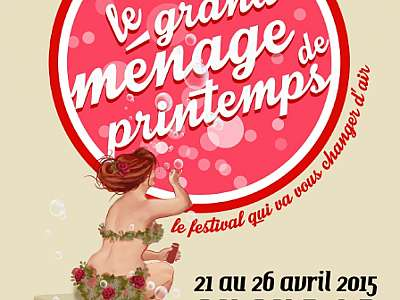 Le Grand ménage de Printemps