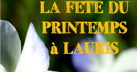 La Fête du printemps à Lauris