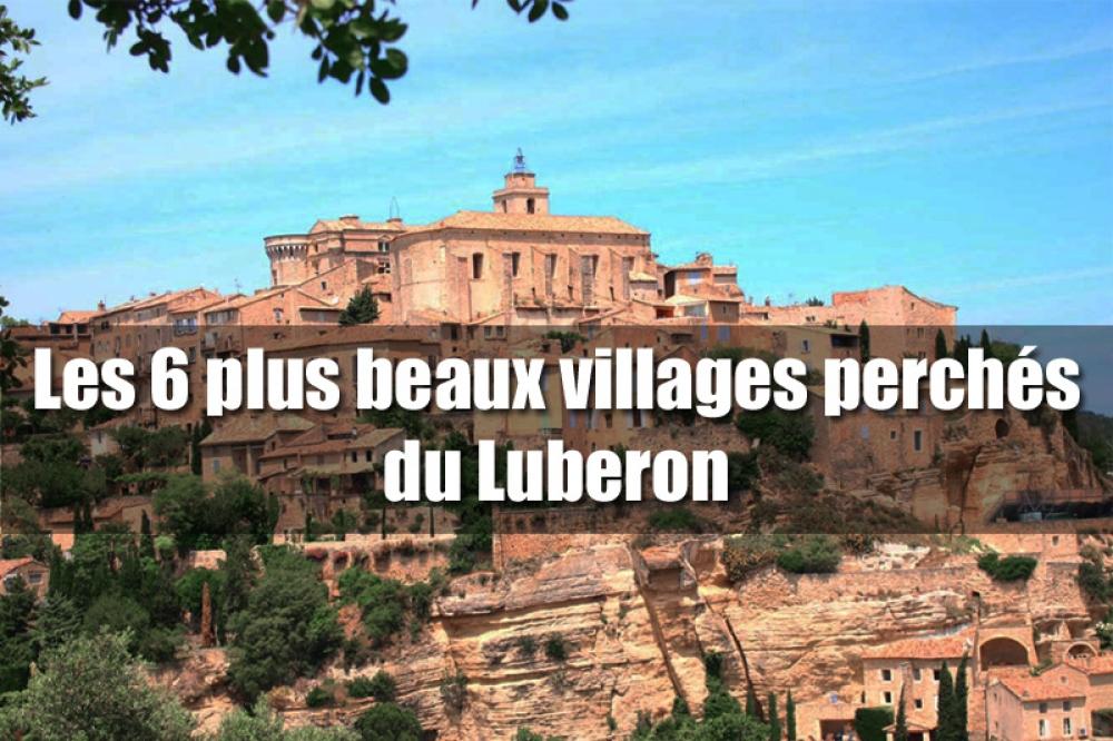 vaucluse les plus beaux villages