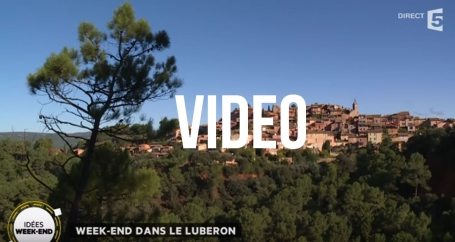 Un weekend en Luberon