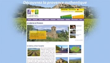 Stage Webmaster pour Luberon.fr
