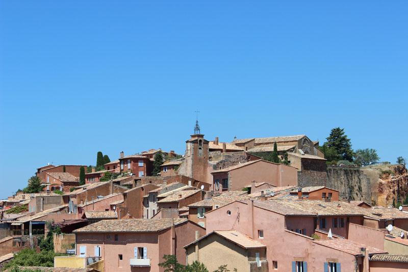 Roussillon en Luberon