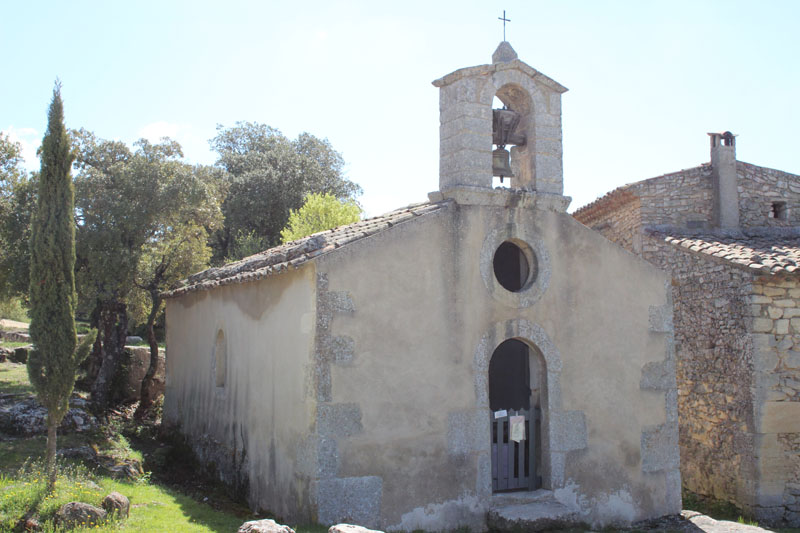 Chapelle de Sivergues