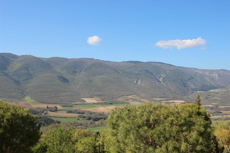 massif du Luberon