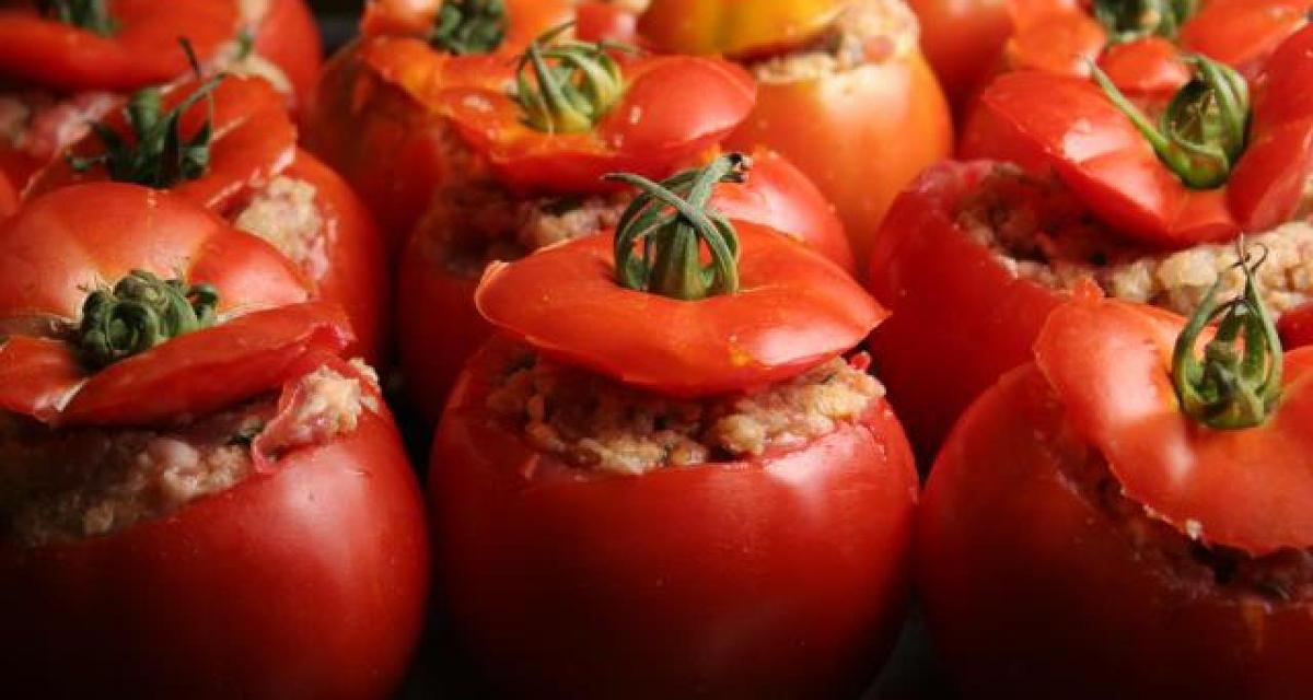 Recette Des Tomates Farcies à La Provençale