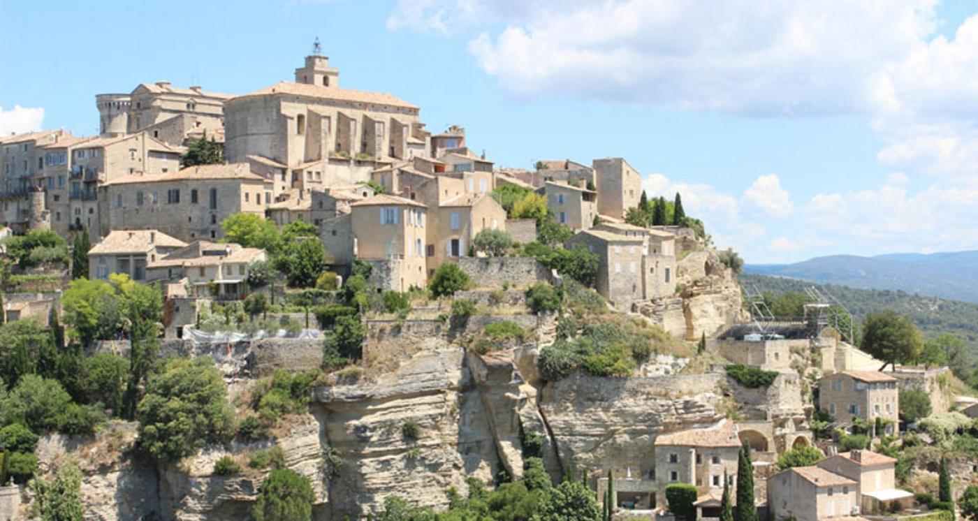 Gordes en Luberon, un des plus beaux villages de France